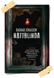 Ragnar Jónasson: Náttblinda