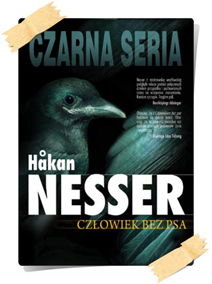 Håkan Nesser:Człowiek bez psa