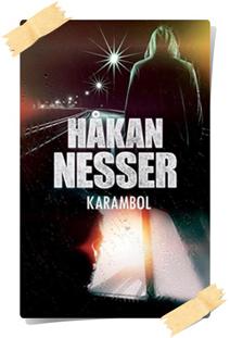 Håkan Nesser:Karambol (Kolekcja Polityki)