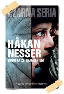 Håkan Nesser: Kobieta ze znamieniem