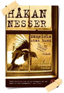 Håkan Nesser:Människa utan hund