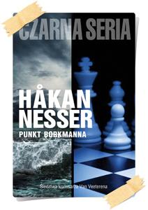 Håkan Nesser: Punkt Borkmanna