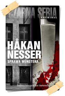 Håkan Nesser: Sprawa Münstera