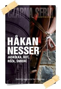 Håkan Nesser:Jaskółka, kot, róża, śmierć