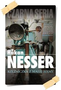 Håkan Nesser:Rzeźniczka z Małej Birmy