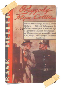 Frank Heller: Przygody Filipa Collin