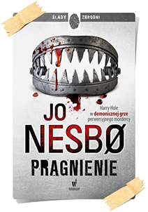 Jo Nesbø: Pragnienie