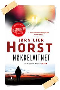 Jørn Lier Horst: Nøkkelvitnet
