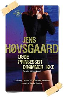 Jens Høvsgaard: Døde prinsesser drømmer ikke