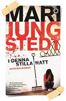 Mari Jungstedt: I denna stilla natt