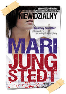 Mari Jungstedt: Niewidzialny