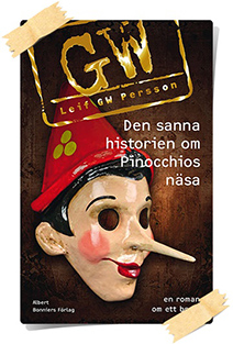 Leif GW Persson: Den sanna historien om Pinocchios näsa