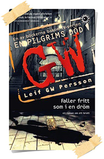 Leif GW Persson: Faller fritt som i en dröm