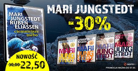 Promocja Mari Jungstedt