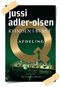 Jussi Adler-Olsen: Kvinden i buret