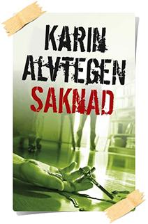Karin Alvtegen: Saknad