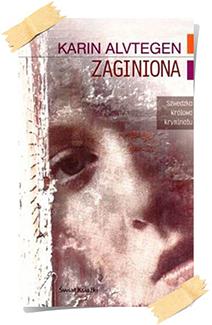 Karin Alvtegen: Zaginiona
