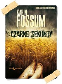 Karin Fossum: Czarne sekundy