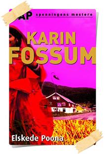 Karin Fossum: Elskede Poona