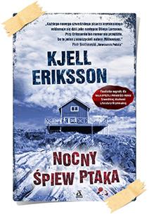 Kjell Eriksson: Nocny śpiew ptaka