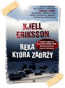 Kjell Eriksson: Ręka, która zadrży
