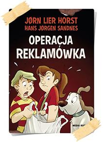 Jørn Lier Horst: Operacja Reklamówka
