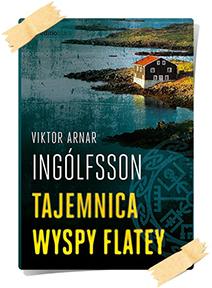 Viktor Arnar Ingólfsson: Tajemnica wyspy Flatey