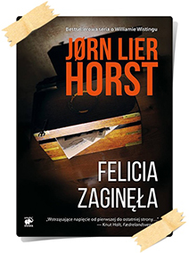 Jorn Lier Horst: Felicia zaginęła
