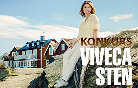 Konkurs: Viveca Sten