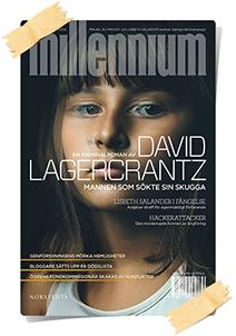 David Lagercrantz: Mannen som sökte sin skugga