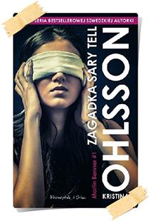 Kristina Ohlsson: Zagadka Sary Tell