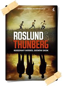 Anders Roslund & Stefan Thunberg: Rodzinny interes. Ostatni skok