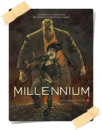 Millenium: Zamek z piasku, który runął