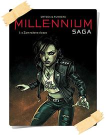 Millenium Saga: Zamrożone dusze