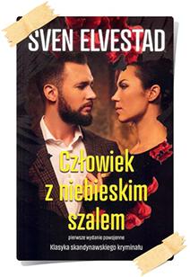 Sven Elvestad: Człowiek z niebieskim szalem