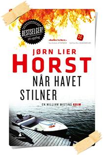 Jørn Lier Horst: Nar havet stilner