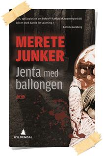 Merte Junker: Jenta med ballongen