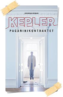 Lars Kepler: Paganinikontraktet