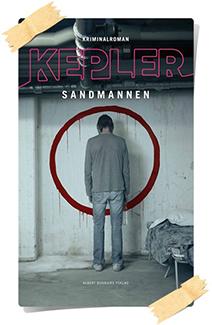 Lars Kepler: Sandmannen