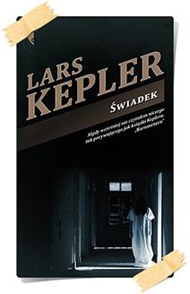 Lars Kepler: Świadek