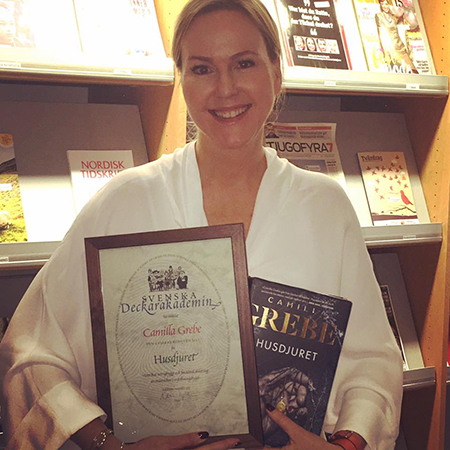 Camilla Grebe