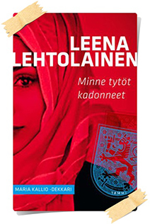 Leena Lehtolainen: Minne tytot kadonneet