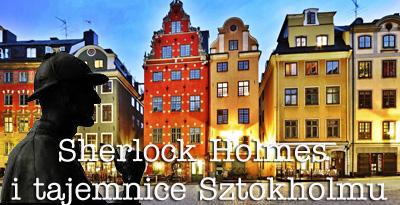 Sherlock Holmes i tajemnice Sztokholmu