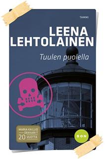 Leena Lehtolainen: Tuulen puolella