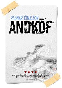 Ragnar Jónasson: Andköf