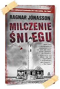 Ragnar Jónasson: Milczenie śniegu