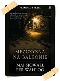 Maj Sjöwall & Per Wahlöö: Mężczyzna na balkonie