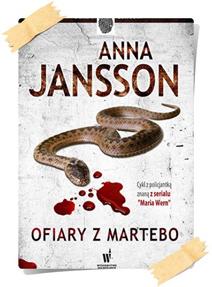 Anna Jansson: Ofiary z Martebo