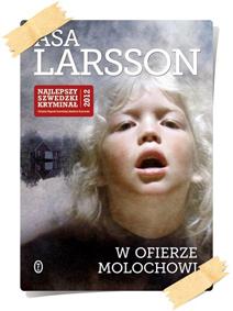 Åsa Larsson: W ofierze Molochowi