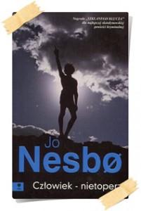 Jo Nesbø: Człowiek nietoperz (wydanie pierwsze, Pol-Nordica, 2005)